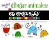 ¡Qué fácil es dibujar animales!