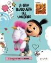 Gru 3: La gran búsqueda del unicornio