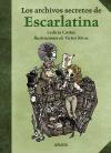 Imagen de la obra 'Los archivos secretos de Escarlatina'