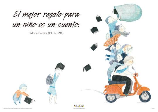 Día del Libro Infantil y Juvenil 2013