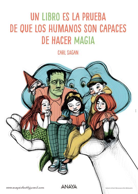 Día del Libro Infantil y Juvenil 2016