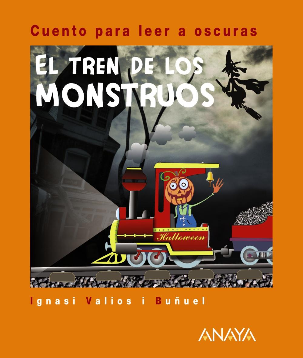 Resultado de imagen de el tren de los monstruos