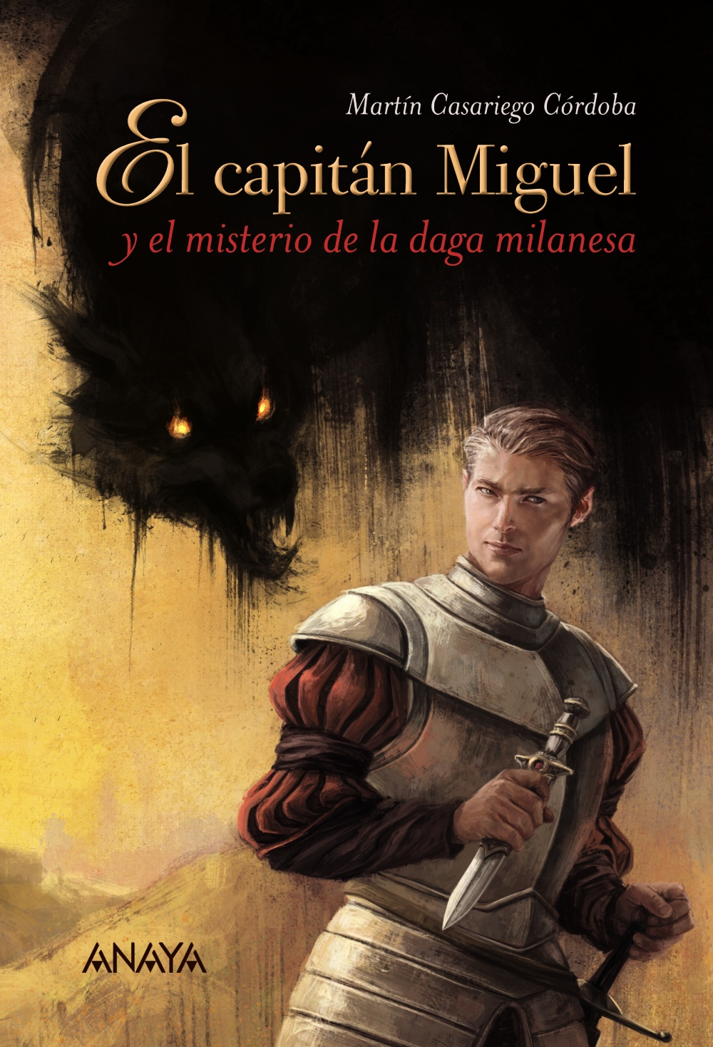 El Capitán Miguel y la daga milanesa