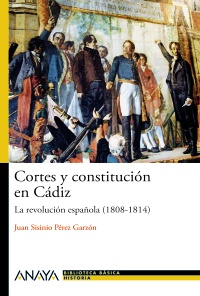 Cortes y constitución en Cádiz