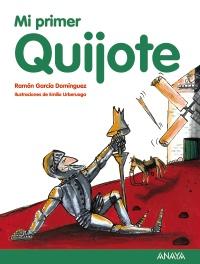Imagen de la obra 'Mi primer Quijote'
