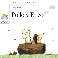 Imagen de la obra 'Pollo y Erizo'