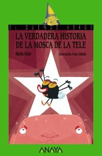 Imagen de la obra 'La verdadera historia de la mosca de la tele'