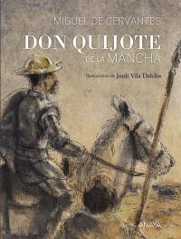 Imagen de la obra 'Don Quijote de la Mancha'