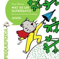 Imagen de la obra 'Mat es un supergato'