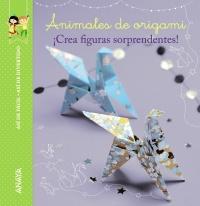 Imagen de la obra 'Así de fácil, así de divertido. Animales de origami'