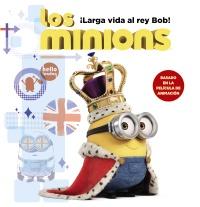 Imagen de la obra 'Los minions. ¡Larga vida al rey Bob!'