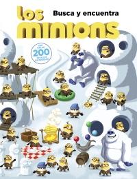 Imagen de la obra 'Los minions. Busca y encuentra'