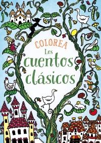 Imagen de la obra 'Colorea Los cuentos clásicos'