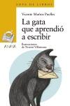 La gata que aprendió a escribir