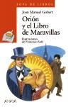 Orión y el Libro de Maravillas