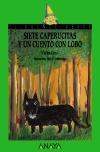 Imagen de la obra 'Siete caperucitas y un cuento con lobo'