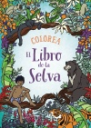 Imagen de la obra 'Colorea El Libro de la Selva'